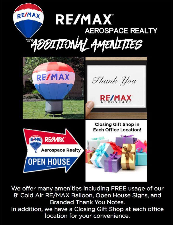 amenities-remax-aerospace